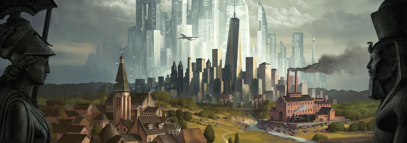 Fantasy Flight Games - Sid Meier's Civilization