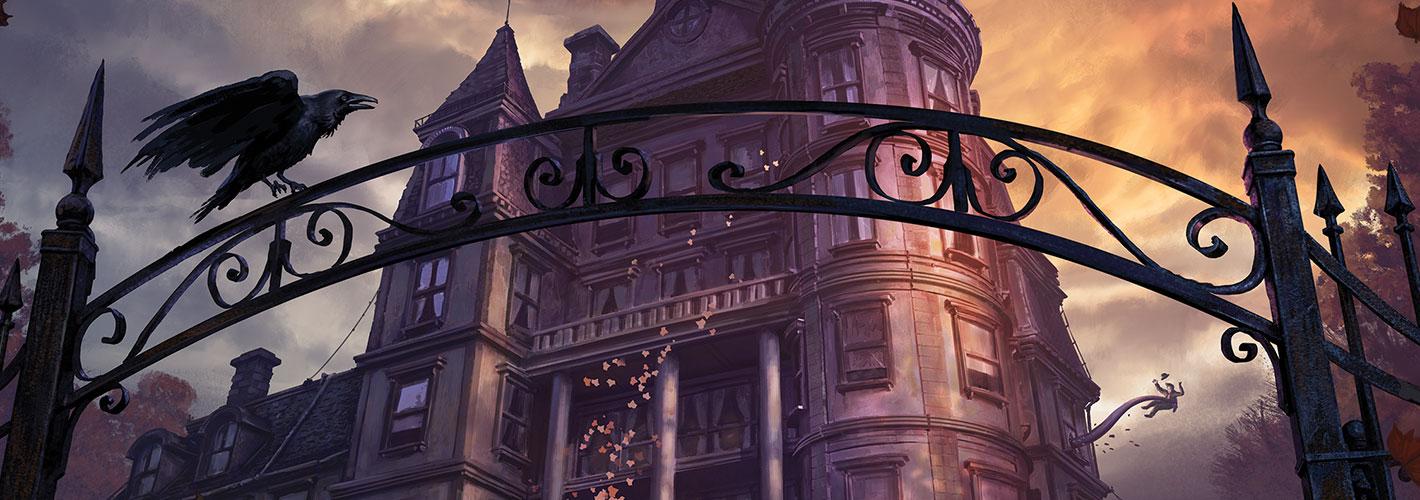 Fantasy Flight Games - Les Demeures de l'Épouvante