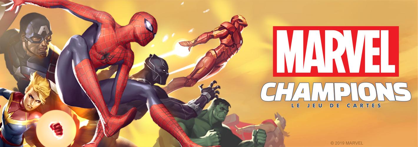 Fantasy Flight Games - Marvel Champions LCG