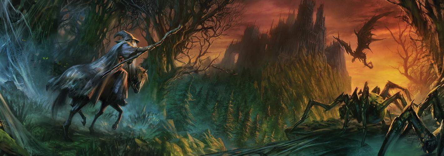 Fantasy Flight Games - Le Seigneur des Anneaux : Le Jeu de Cartes