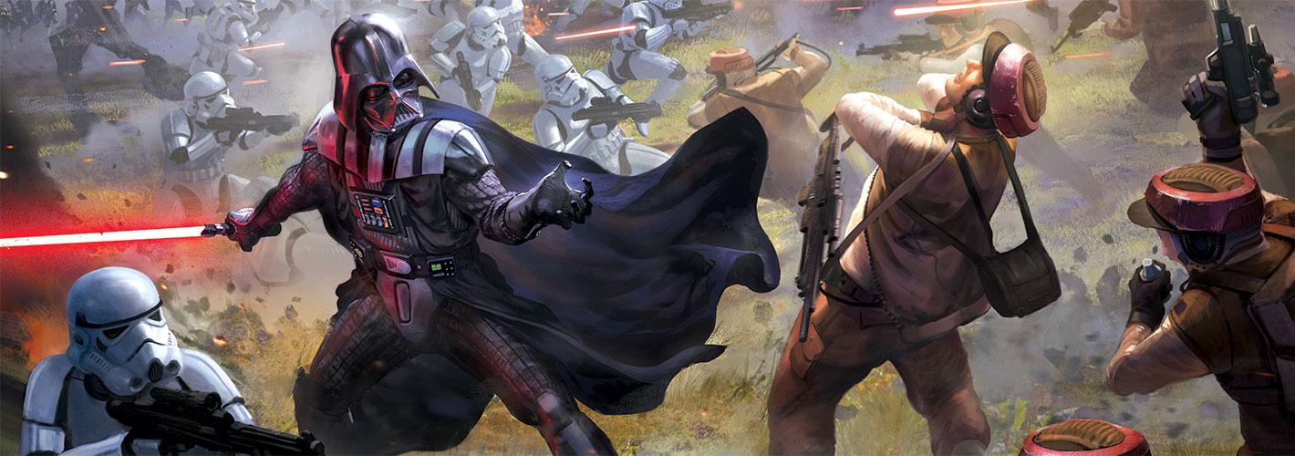 Fantasy Flight Games - Star Wars Légion