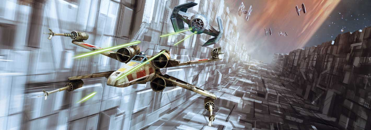 Fantasy Flight Games - Star Wars X-Wing 2.0