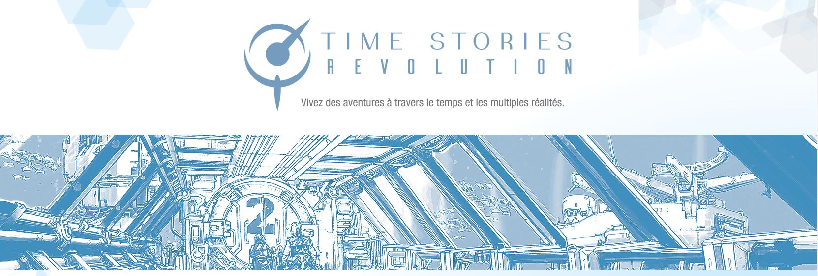 Space Cowboys - Time Stories Revolution