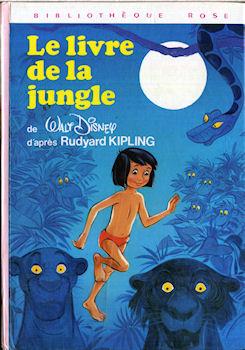 Hachette Le Livre De La Jungle