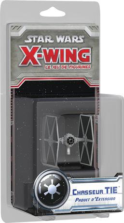 Star Wars X-Wing - Jeu Fantasy Flight Games - Star Wars X-Wing - 03 -  Chasseur TIE - CYBERSFERE.COM 9961be643b0