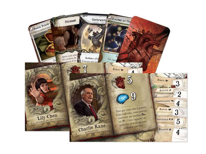 Fantasy Flight Games - Les Demeures de l'Épouvante - Le Sanctuaire du Crépuscule