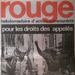 Rouge (Ligue Communiste/LCR)